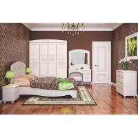 Спальня модульная Каролина
