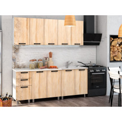 Кухня Bon Appetit 2.0 М (клён медовый)