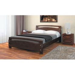 Деревянная кровать Камелия-2