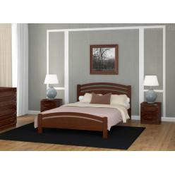Деревянная кровать Камелия-3