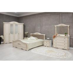 Спальня Арианна с 4-х створчатым шкафом