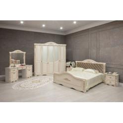 Спальня Арианна с 5-ти створчатым шкафом
