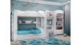 Кровать двухъярусная Ассоль АС-25