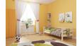 Детская кровать Соня с задней защитой В2