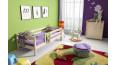 Детская кровать Соня с защитой по периметру В3