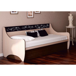 Кровать-диван с подъемным механизмом Вега