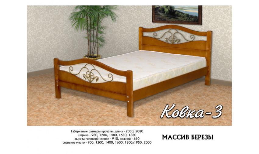 Кровать Ковка-3